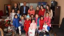 Kızılay'ın Minik Gönüllüleri
