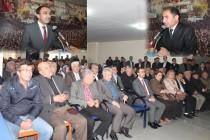 Ak Parti Aylık İl Danışma Meclis Toplantısı Yapıldı