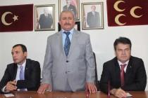 MHP Isparta Milletvekili Korkmaz, İl Başkanlığında Basın Toplantısı Düzenledi