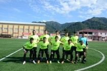Iğdır Üniversitesi Futbol Takımı Galibiyete Doymuyor