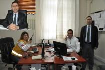 112 İl Ambulans Servisi Başhekimi Dr. Taner Başaran Oldu