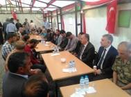 Vali Özdemir, Şehit Polisin Ailesini Ziyaret Etti