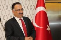 Iğdır Üniversitesi Rektörü Prof. Dr. İbrahim Hakkı Yılmaz'ın 10 Kasım Atatürk'ü Anma Günü Mesajı