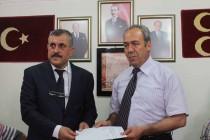 Tuncay Güneş MHP'den Belediye Başkanlığına Aday Adaylığını Açıkladı