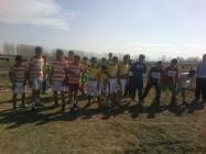 Okul Sporları Kros Müsabakaları Yapıldı