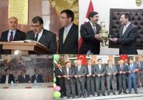Kalkınma Bakanı Cevdet Yılmaz Iğdır'da  Çeşitli Ziyaret ve Açılışlar Gerçekleştirdi