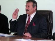 MHP İl Başkanı Cahit Erol'dan Hakan Şükür'e Tepki