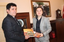 Iğdır Kültür ve Turizm Müdürü Engindeniz'den Karakoyunlu Kaymakamına Ziyaret