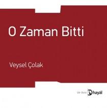 Veysel Çolak'ın yeni şiirleri: 'O Zaman Bitti'