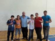 Kaya Spor Salonu Öğrencileri Madalyalarını Aldı