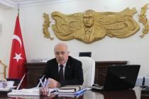 Iğdır Valisi Ahmet Pek'in 10 Ocak Çalışan Gazeteciler Günü Kutlama Mesajı