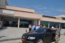 Vali Davut Haner Yaralı Polisi Ziyaret Etti