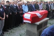 Iğdır Valisi Davut Haner Şehidimizin Kars İlinde Düzenlenen Cenaze Törenine Katıldı