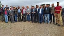 Ardahan'da Canlı Kalkan Eylemine Asker Engeli
