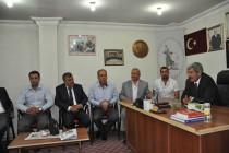 MHP Genel Başkan Yardımcısı Şefkat Çetin Iğdır'da