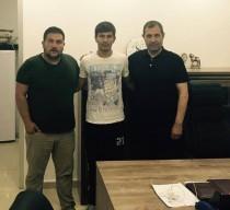 Iğdır Aras Spor Mehmet Akif Alagöz İle Anlaştı