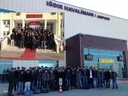 Iğdır'ın Güler Yüzlü Gençleri İstanbul'da