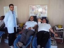 Tuzluca'da Kan Bağışına Yoğun İlgi