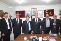 Bayram ARGIN MHP'den  Aday Adaylığını Açıkladı