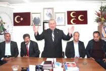 Milliyetçi Haraket Partisi Iğdır İl Başkanlığından Basın Açıklaması