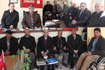 AK Parti'den Gaziler Derneği'ne Ziyaret