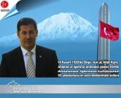 MHP Iğdır Milletvekili Dr. Sinan OĞAN'ın Iğdır'ın Düşman İşgalinden Kuruluşuna İlişkin Mesajı