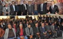 Osman Toka Hoşhaber Belediye Başkanlığı  İçin AK Parti'ye Başvurusunu Yaptı