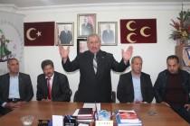 Iğdır MHP İl Başkanlığından Açıklama ve Akil Adamlara Tepki