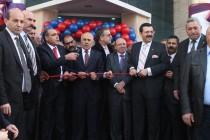 TOBB Başkanı Hisarcıklıoğlu Iğdır'daydı