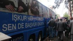 İşkur Kampanya Otobüsü Iğdır'a Geliyor