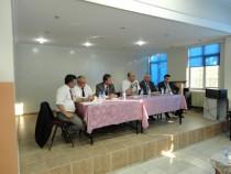 Iğdır'da Okul Müdürlerine Yönelik 2012 - 2013 Eğitim - Öğretim Yılı 1. Dönem Toplantısı Yapıldı