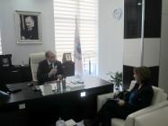 Iğdır'ın Gelişen Yüzü Iğdır Ticaret ve Sanayi Odasının Açılış Töreni ve Kamil Arslan
