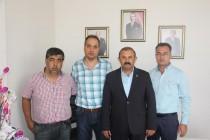 MHP Iğdır İl Başkanlığı'na Ziyaret