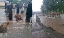 Iğdır'da Sel Baskını