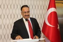 Iğdır Üniversitesi Rektörü Prof. Dr. Yılmaz'ın 10 Ocak Çalışan Gazeteciler Günü Mesajı