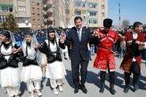 MHP Iğdır Milletvekili Dr. Sinan OĞAN'ın Nevruz Bayramı Mesajı