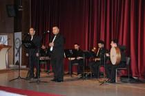 Iğdır Üniversitesi Tarafından Düzenlenen Tasavvuf Musikisi Konserine Yoğun İlgi