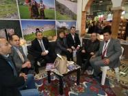 Serhat şehri Iğdır Emıtt Fuarında Tanıtılıyor