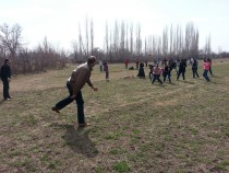 Sodes, Her Zaman Her Yerde Sizinleyiz Projesi Kapsamında Karakoyunlu İlçesini Gezdi