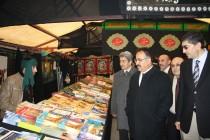 Iğdır Üniversitesi Rektörü Yılmaz, Hz. İmam Hüseyin'i (a.s.) Anma Yas ve Matem Çadırında…