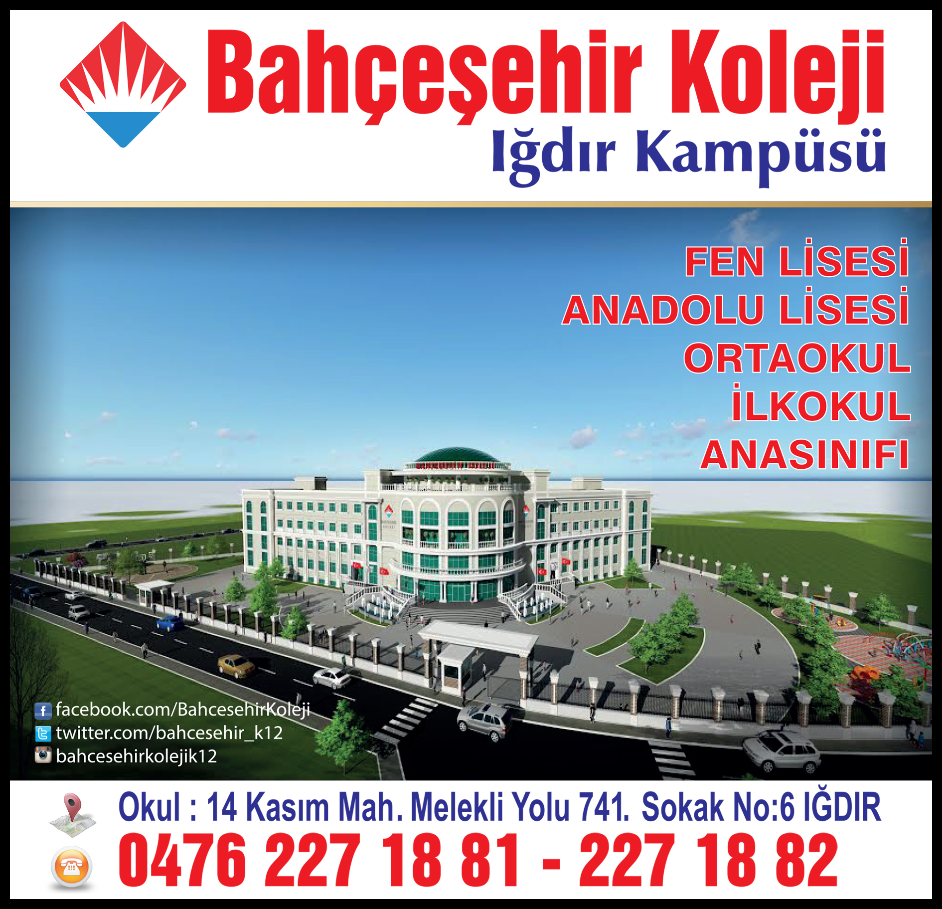 Bahçeşehir Okulları